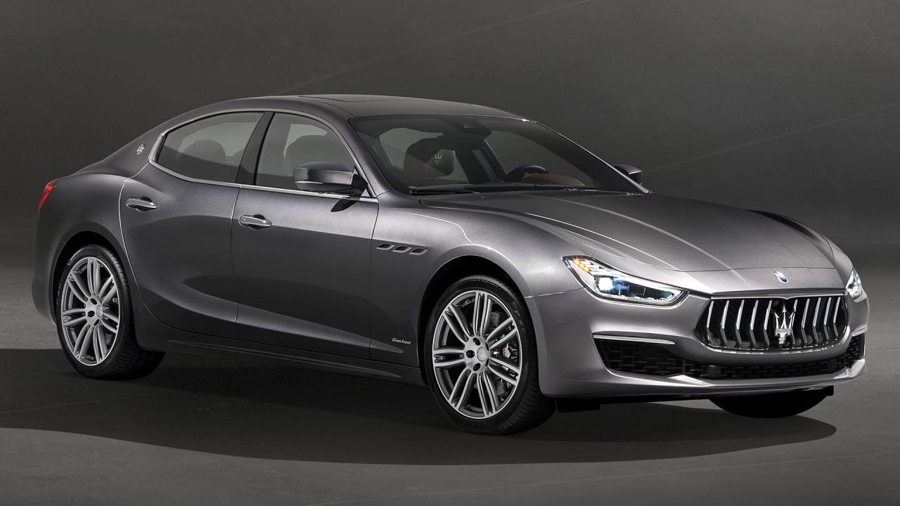 [Copertina] - Maserati Ghibli, il restyling si chiama GranLusso