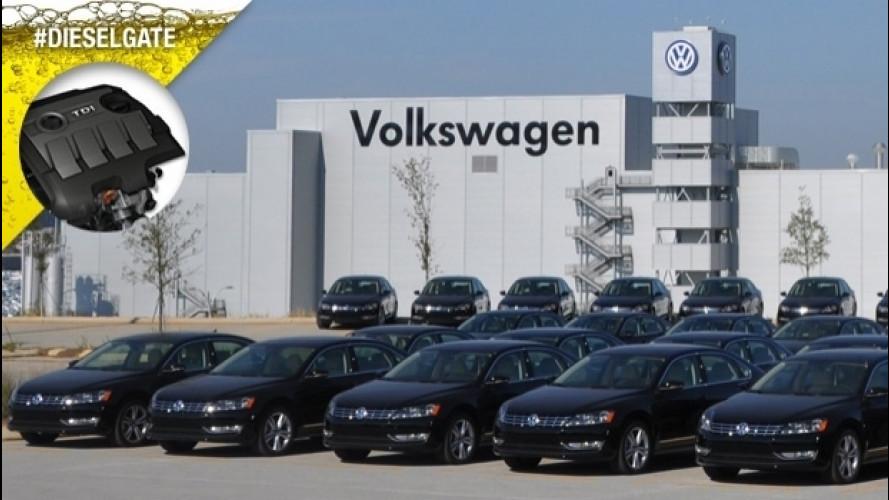 Dieselgate, Volkswagen prepara un piano USA da 10 miliardi di dollari