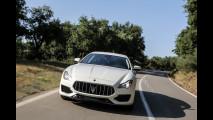 Maserati Quattroporte restyling, a scuola di Levante