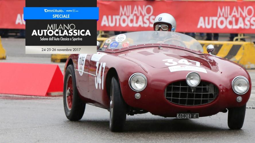 A Milano AutoClassica 2017 il meglio del motorsport d'epoca