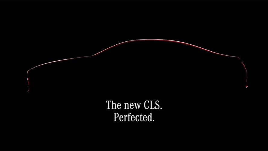 Nuova Mercedes CLS, un video teaser in attesa del debutto