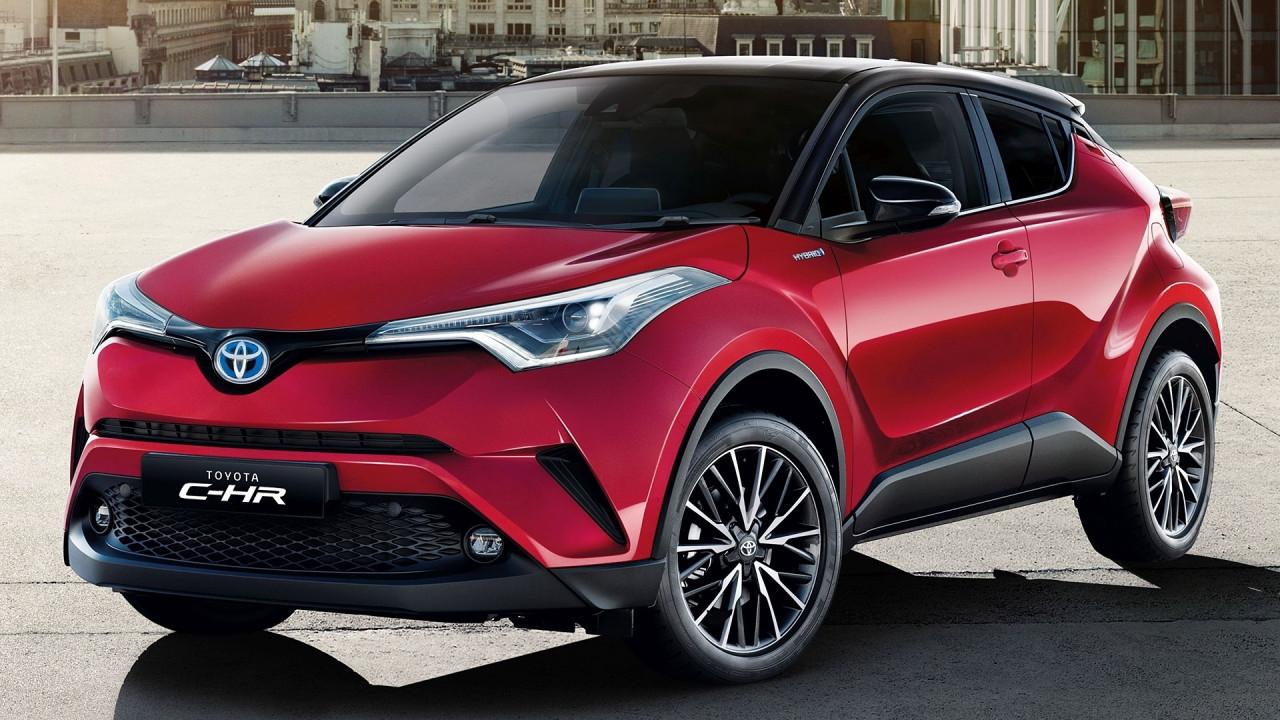 [Copertina] - Toyota C-HR, arriva il nuovo allestimento Trend
