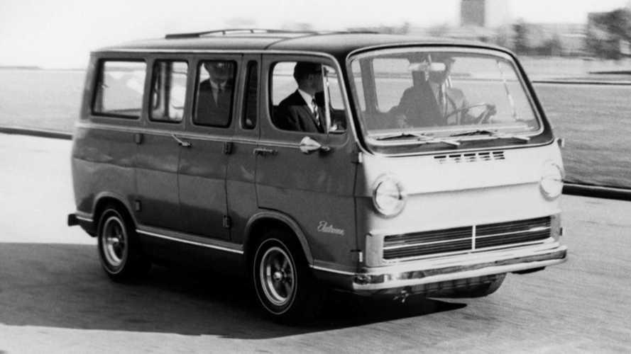 Gli albori dell'auto a idrogeno: la storia dell'Electrovan (1966)