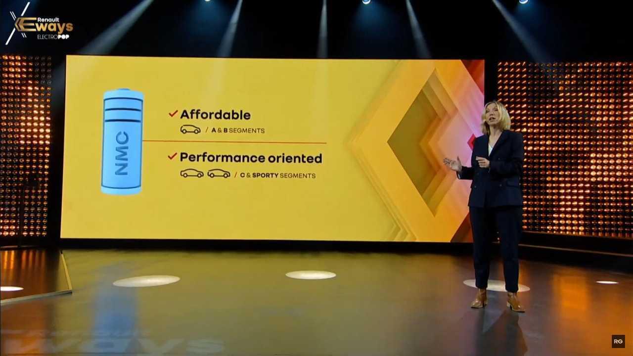 Renault will künftig nur noch NMC-Zellen zweier Bauarten nutzen