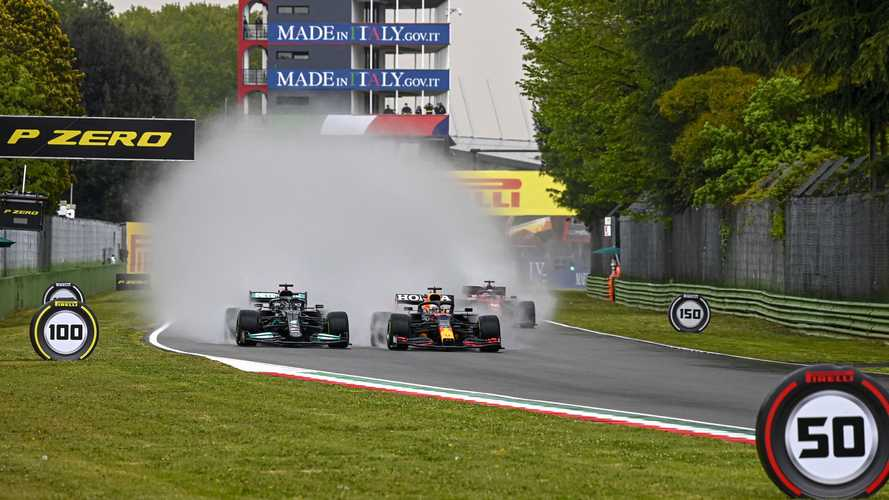 2021 Emilia-Romagna GP: Bol olaylı yarışı Verstappen kazandı
