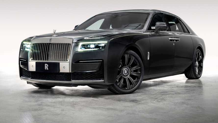 Rolls-Royce Cullinan, Ghost, And Wraith For Auto Shanghai