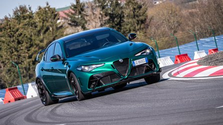 Alfa Romeo Giulia GTAm (2021) im Test: Hardcore klappt auch