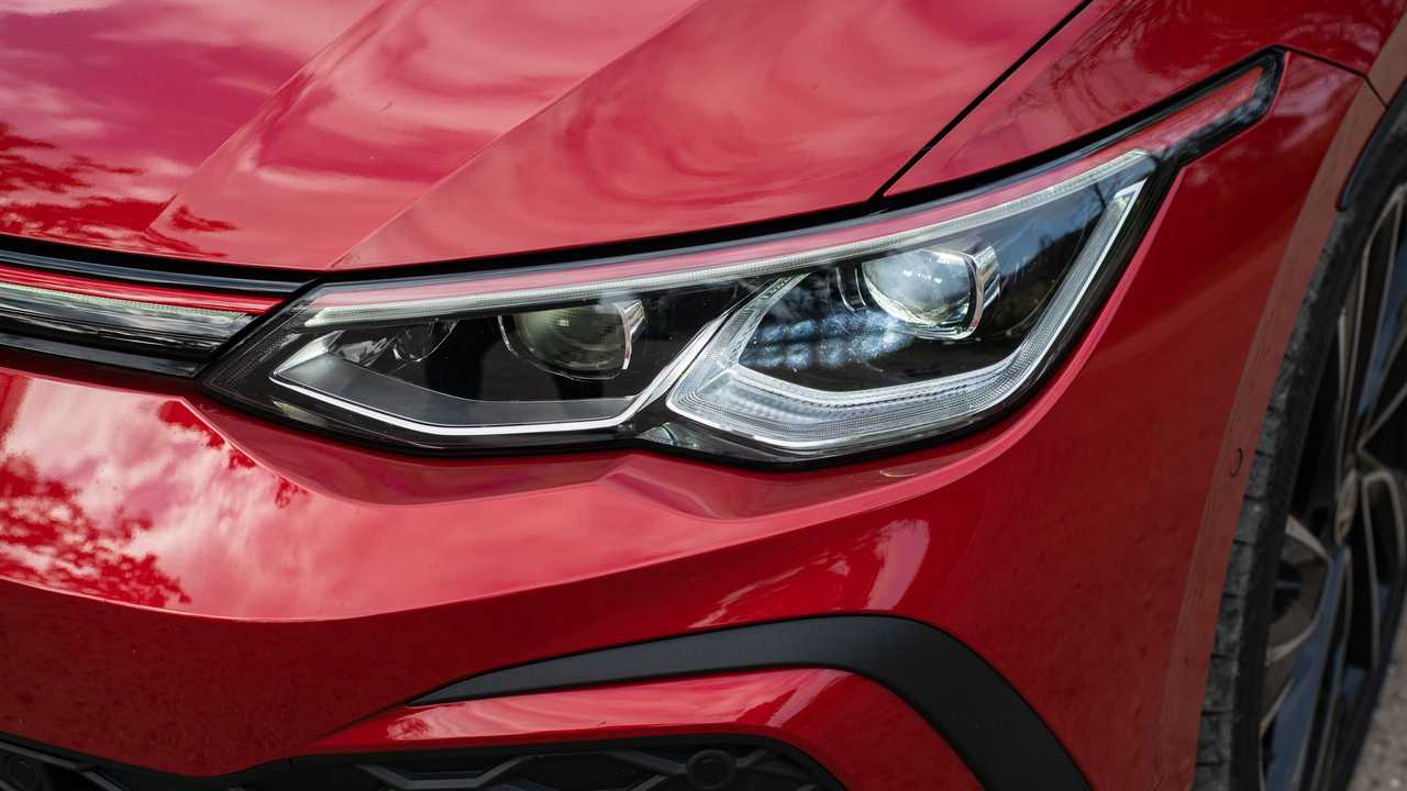 2021 Volkswagen GTI European-Spec Exterior Headlight