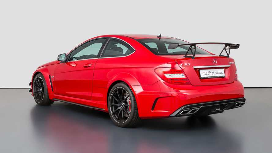 Mercedes-Benz C 63 AMG Black Series a la venta