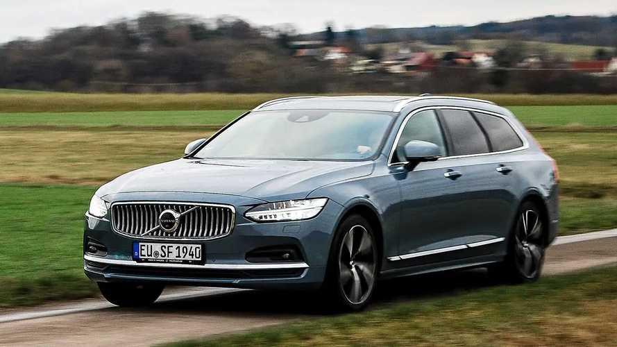 Volvo V90 (2021) im Dauertest, Teil 2