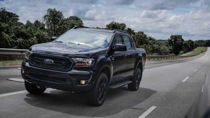 Ford lança Ranger Black no Brasil com motor 2.2 diesel e preço de flex