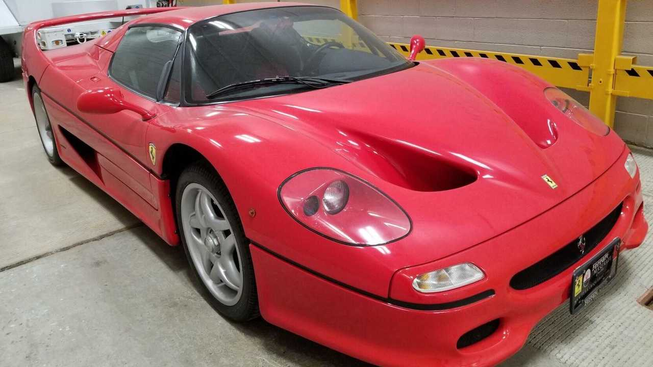 Rare Ferrari F50 Ownership Dilemma