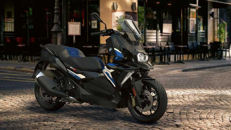 BMW actualiza los maxiscooters C 400 GT y C 400 X 2021