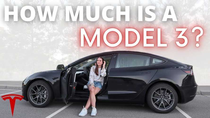 Exactly How Much Is A Tesla Model 3 With All Costs Included?