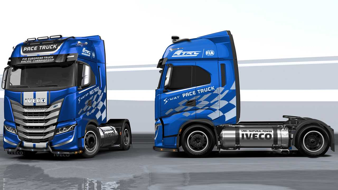 [cover] Iveco Pace Car
