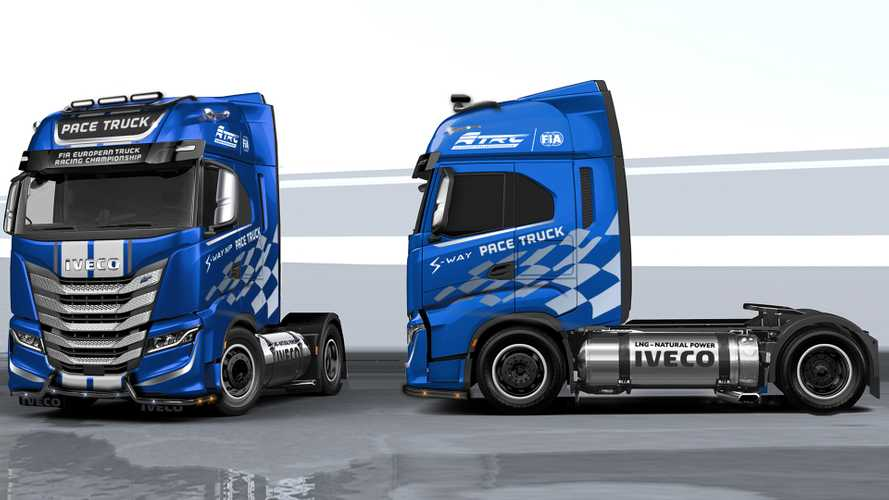 Riparte l'European Truck Racing Championship, Iveco è Pace Truck