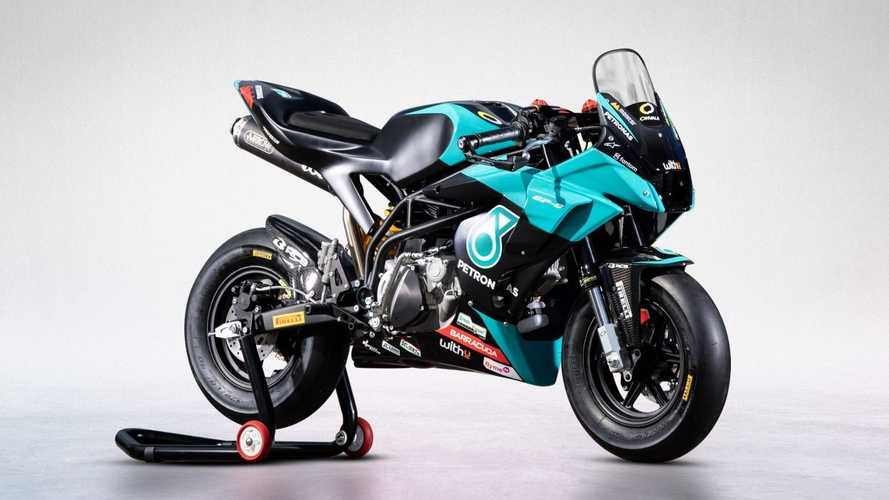 Ohvale Launches Limited GP-0 In Petronas Sepang Racing Team Guise
