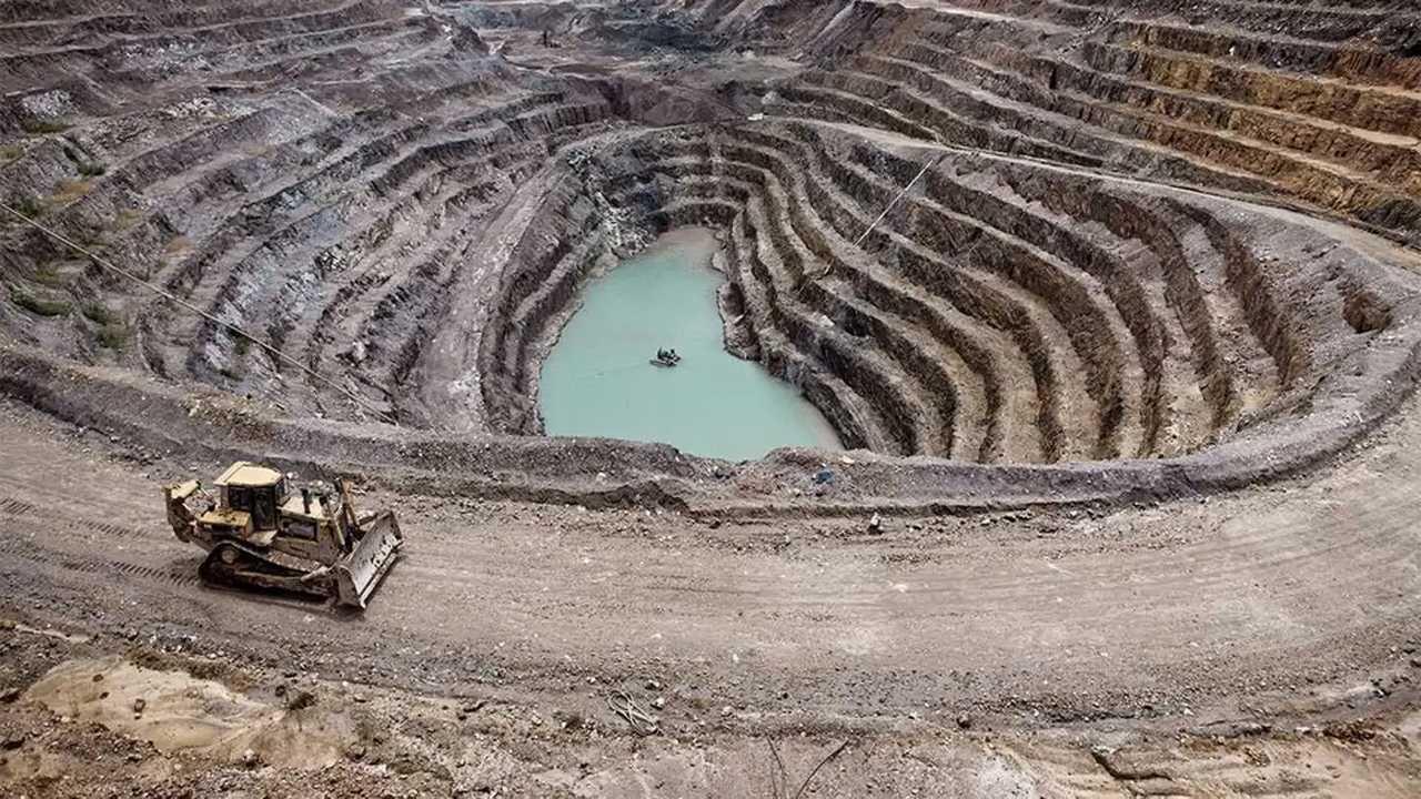 Mine de Cobalt