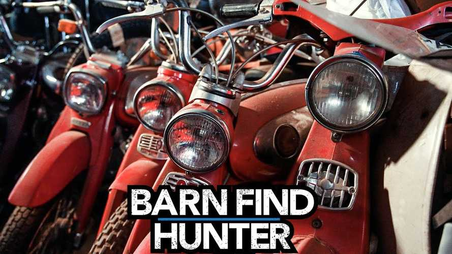 Barn Find Hunter Uncovers Treasure Trove Of Vintage Motorcycles