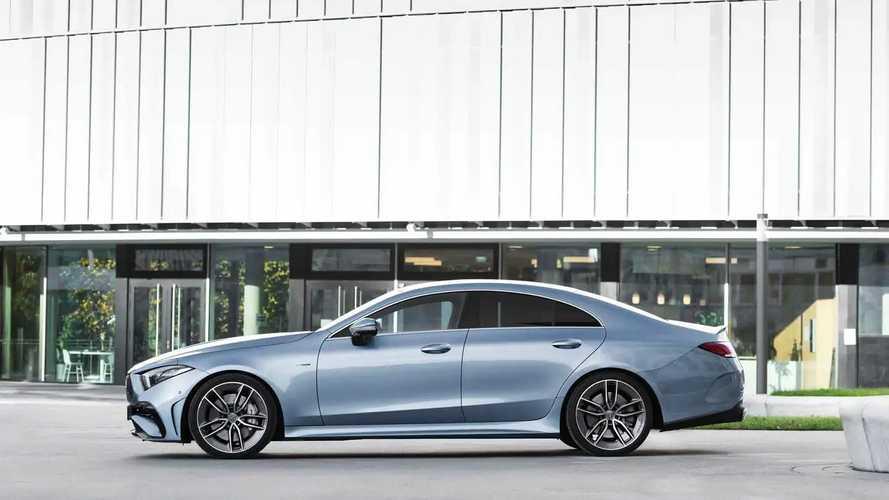 Mercedes-AMG CLS 53 (2021)