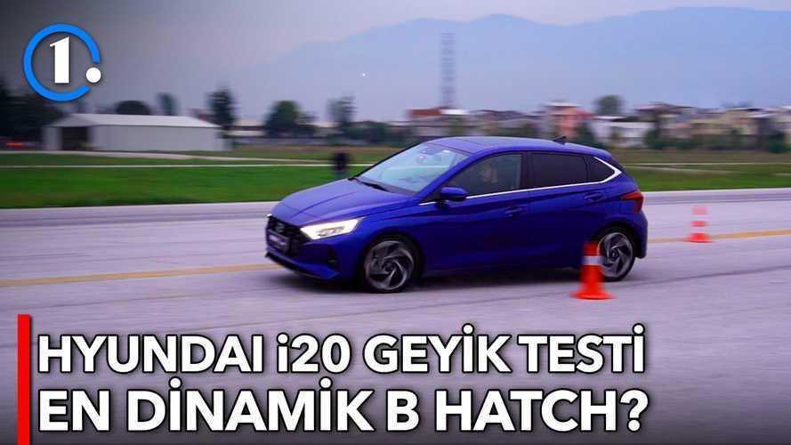 Hyundai i20 1.0 T-GDI | Geyik Testi