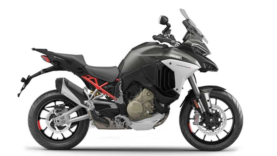 Recall: Some 2021 Ducati Multistrada V4s Have Faulty Valve Guides
