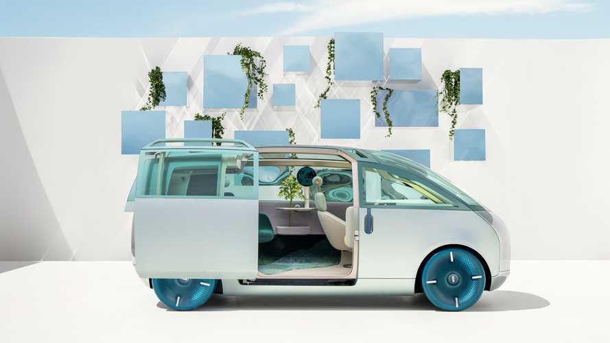 MINI e il monovolume a guida autonoma, ora è un prototipo da toccare