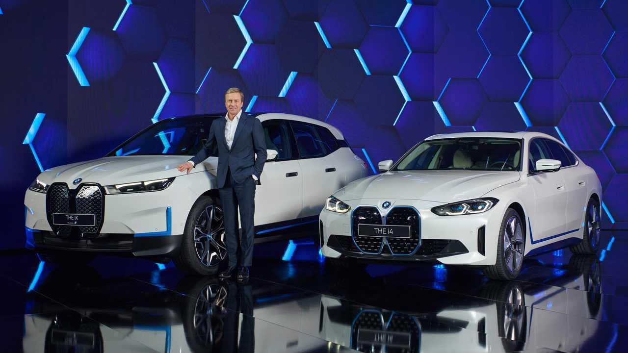 BMW-Chef Oliver Zipse legt seine Elektropläne vor