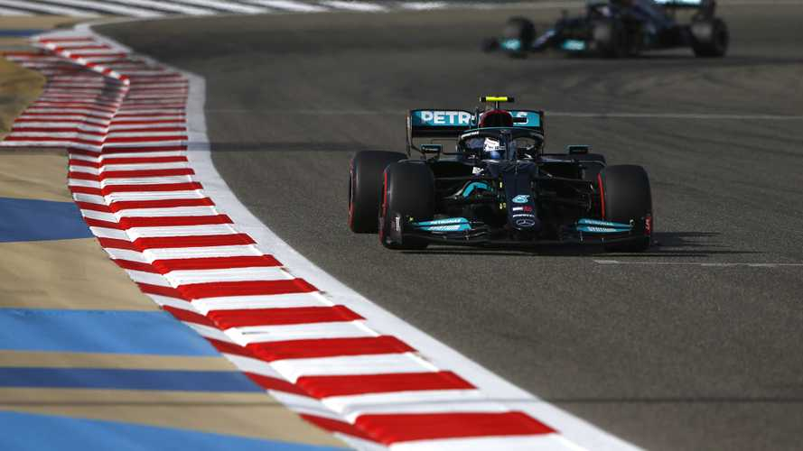 Mercedes 'potentially' has wind sensitivity issues like Williams