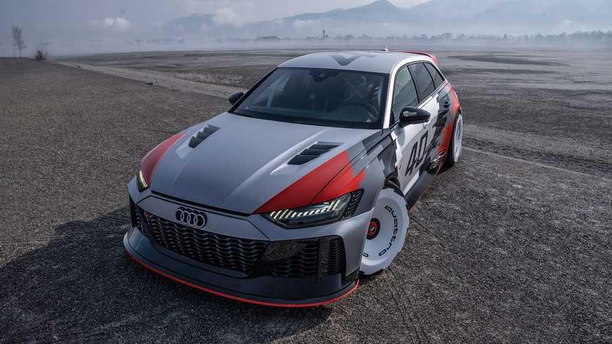 L'unique Audi RS6 GTO se présente en vidéo