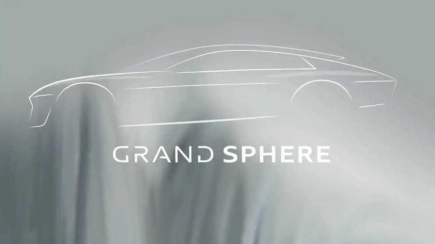 Audi svela le forme di tre nuove auto elettriche