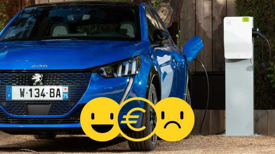 Promozione Peugeot e-208, perché conviene e perché no