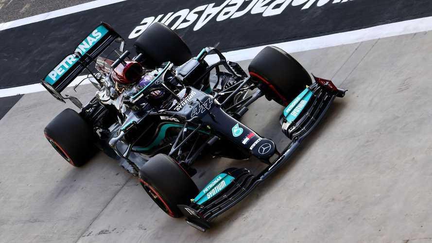 2021 Bahreyn GP: Savaştan Hamilton ve Mercedes galip çıktı!