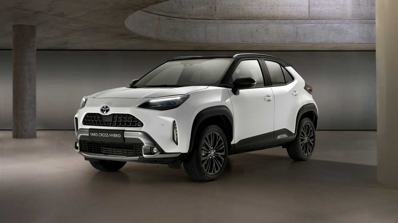 Inilah Toyota Yaris Cross Adventure 2021