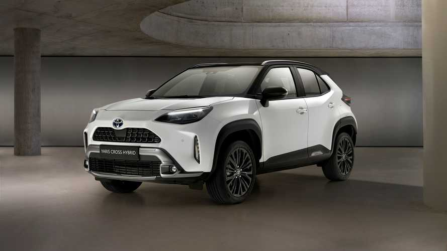Toyota Yaris Cross Adventure 2021