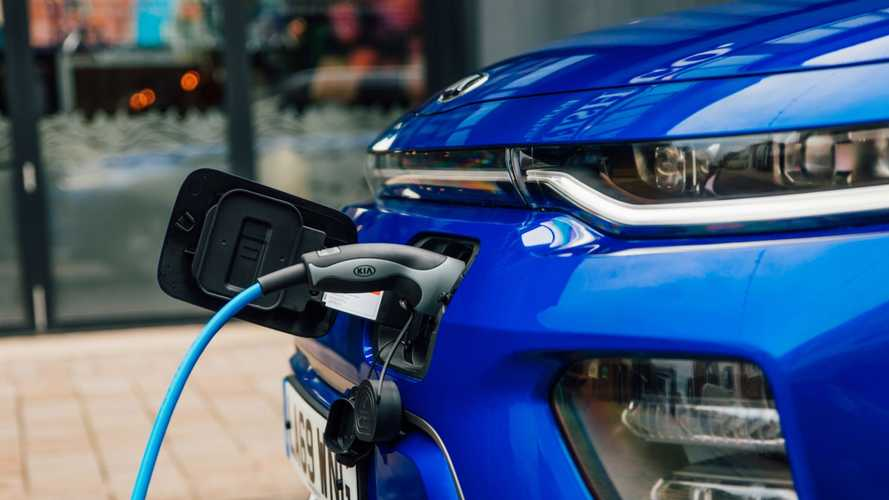 Data shows half a million UK cars are electric or plug-in hybrid