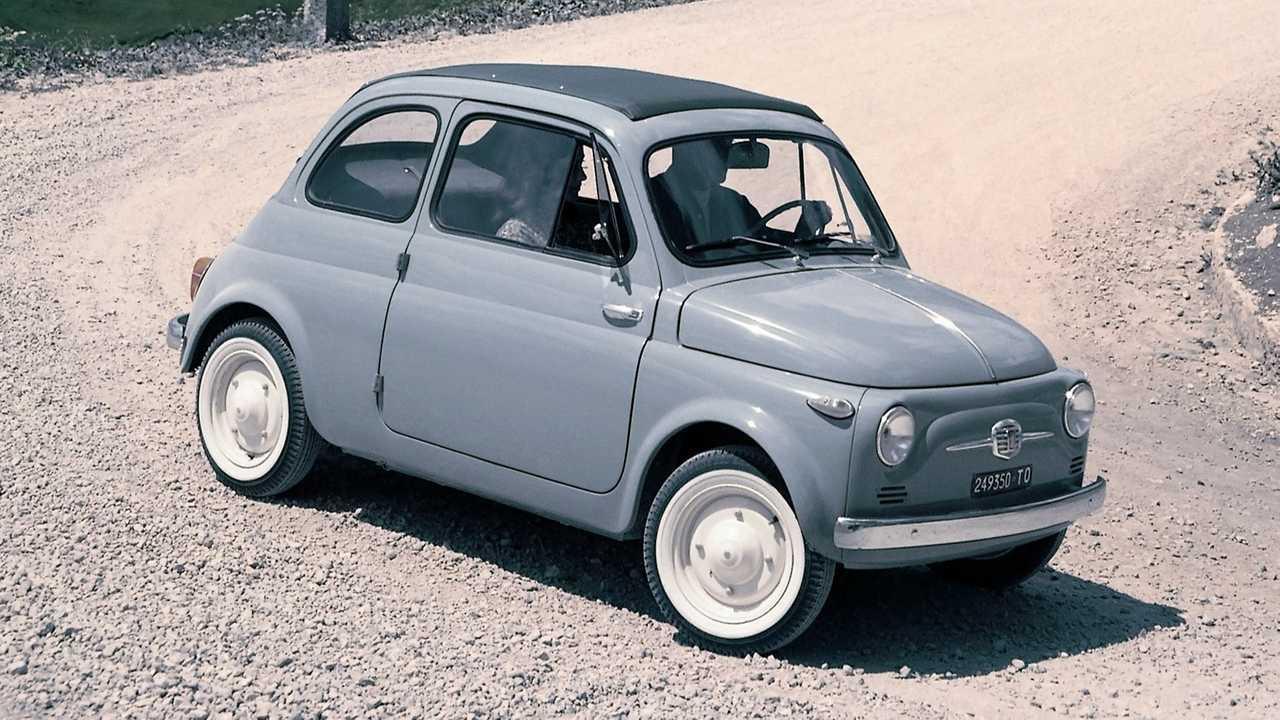 Fiat 500 - 500 kg