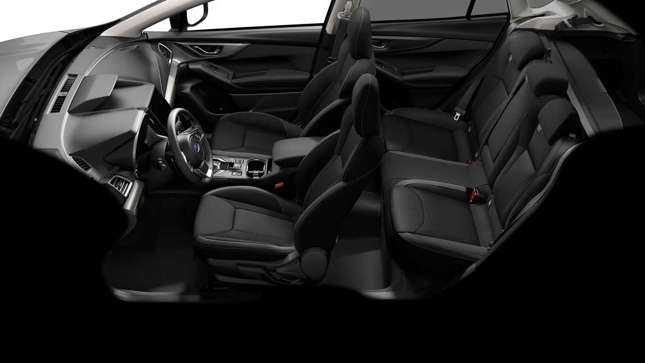 Subaru Impreza Eco Hybrid 2021 presentación nacional