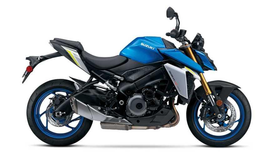 2022 Suzuki GSX-S1000 Streetfighter Gets Bold, Aggressive Redesign