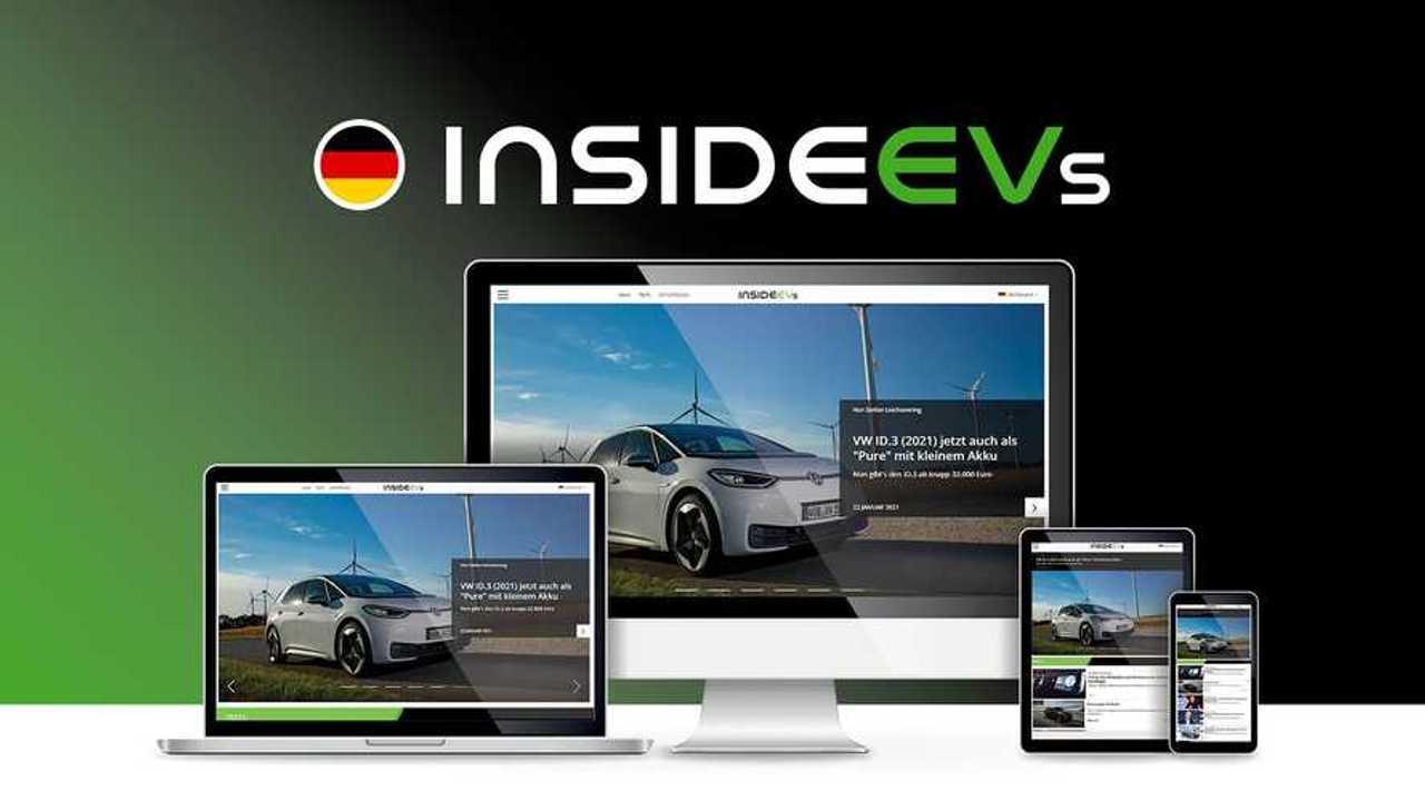 Motosport Network gibt offiziellen Launch von InsideEVs bekannt