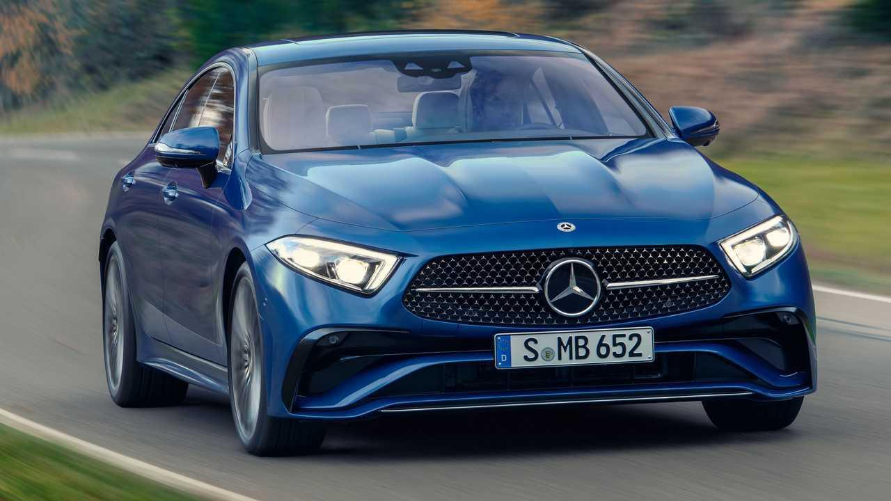 Mercedes-Benz CLS 450 4MATIC 2022