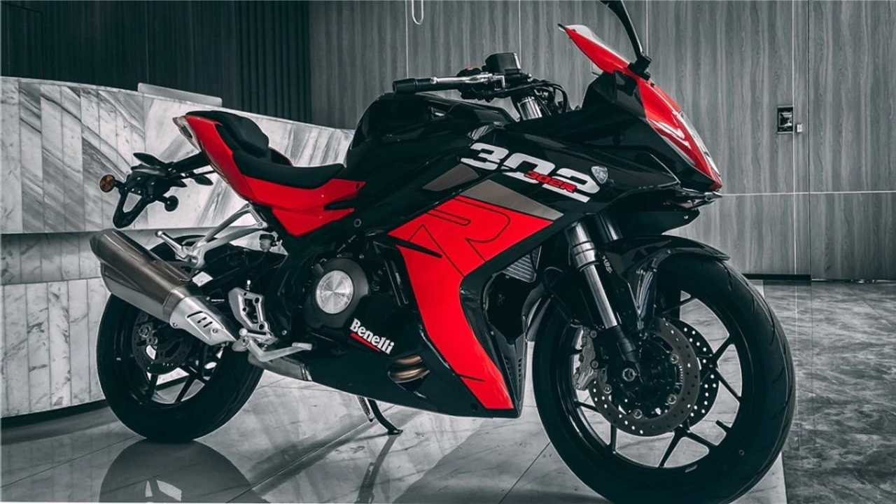 All-New Benelli 302R Officially Launched