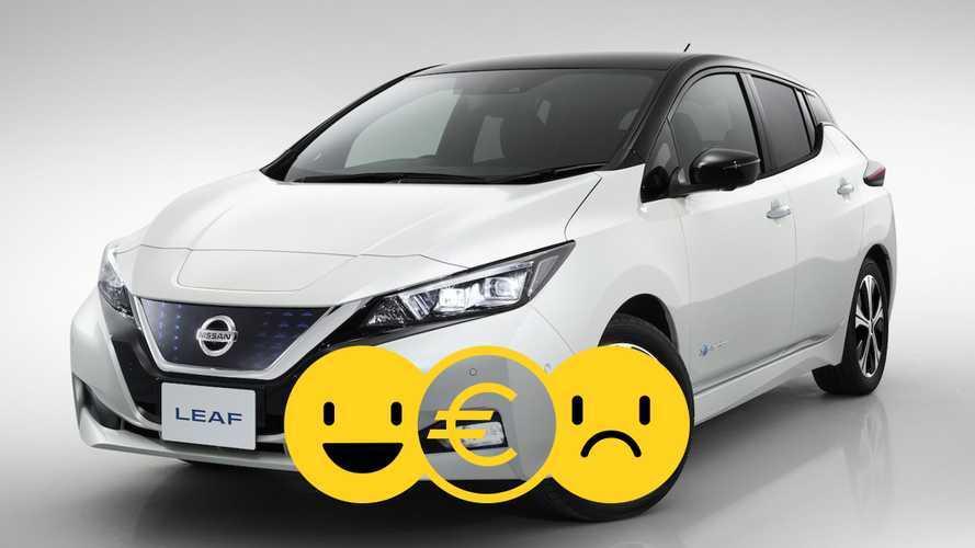 Promozione Nissan Leaf, perché conviene e perché no