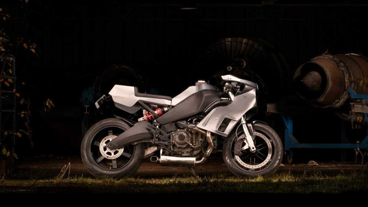 This Buell 1125R Has Been Transformed Into An 80s-Inspired Racer