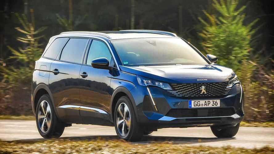 Peugeot 5008 (2021) im Test: Breit aufgestellt