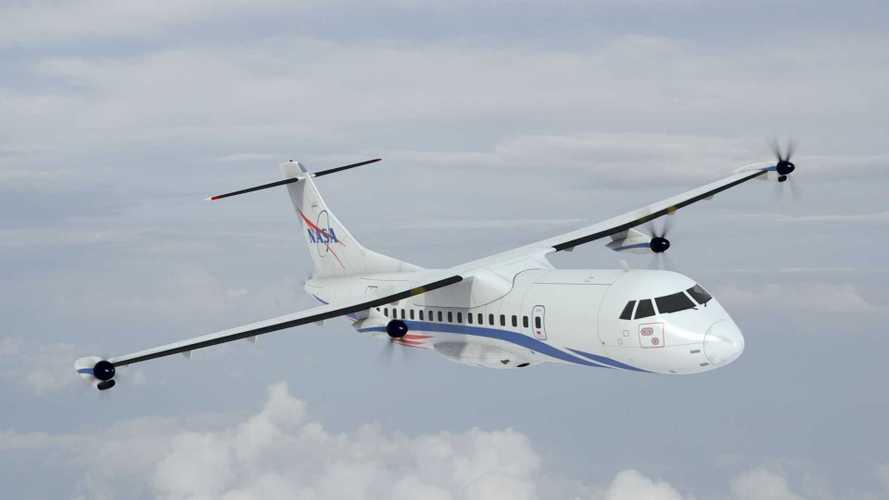 NASA объявило конкурс на создание авиационных электродвигателей
