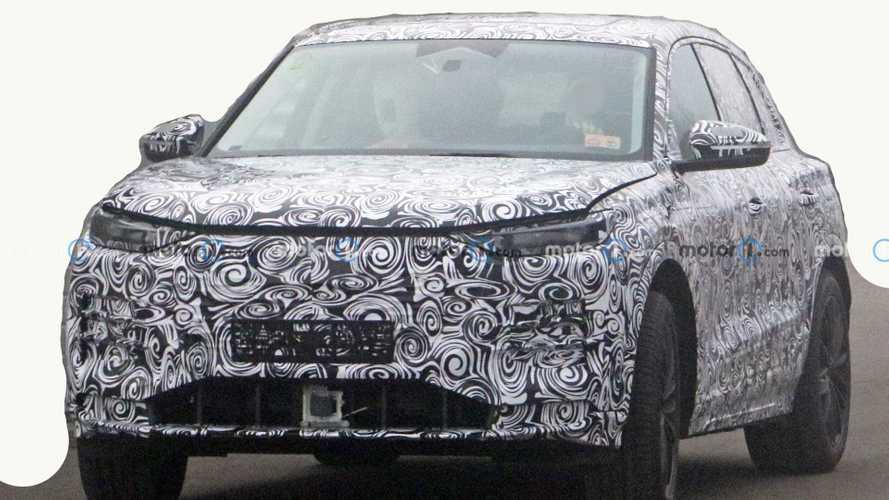 Шпионы впервые поймали электрокар Audi Q5 – сразу в серийном кузове