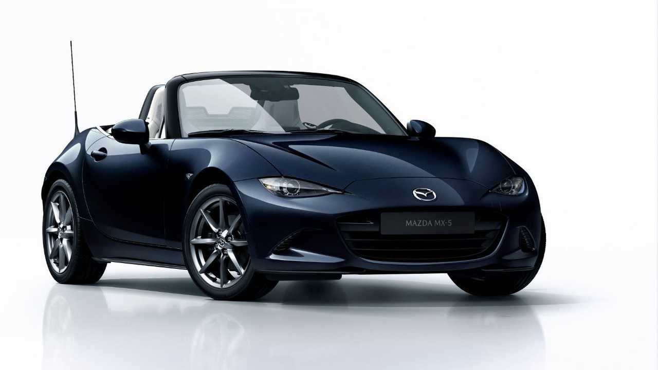 Mazda MX-5 Blue&Red Edition, serie especial