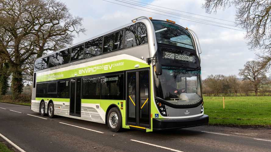 ADL Introduces Enviro500EV CHARGE Double Decker In North America
