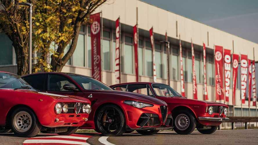 Alfa Romeo festeggia i 111 anni al Museo di Arese